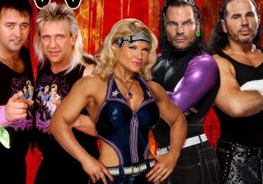 """2K Sport veröffentlicht das letzte DLC für WWE 2K18 """"Ewige Helden"""". Mit dabei sind Hall of Fame Helden wie Beth Phönix, Matt und Jeff Hardy, Ricky Morton und Robert Gibson. (Quelle: TheSmackDownHotel)"""