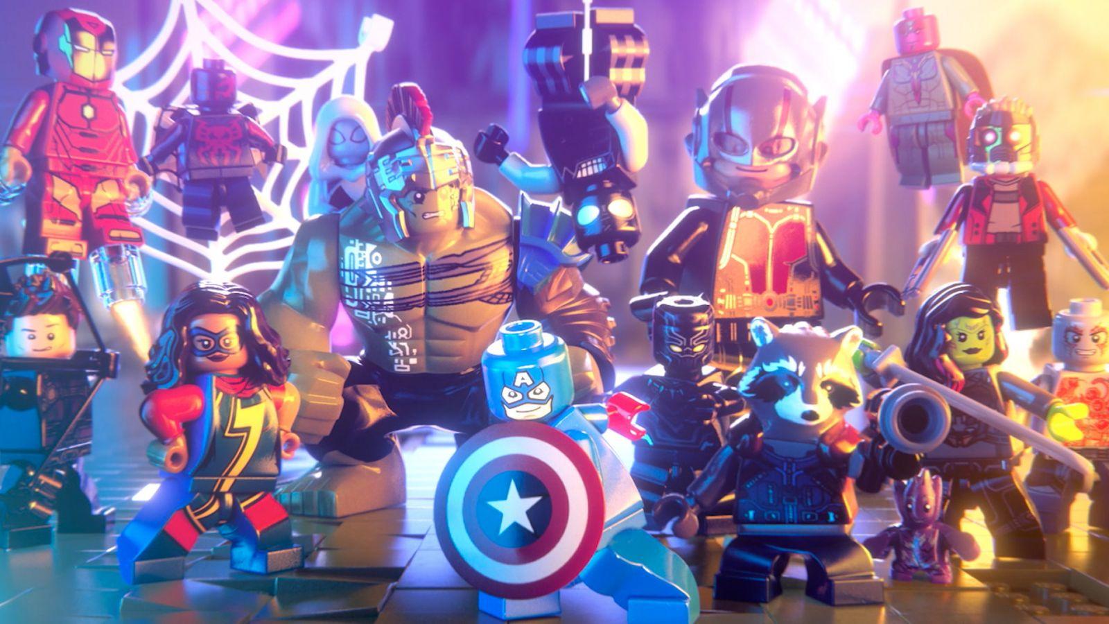 Derzeit könnt ihr mit 200 Superhelden und -Schurken aus dem Marvel Universum spielen. Nun erweitert Warner Bros. das Angebot. Quelle:  trustedreviews.com