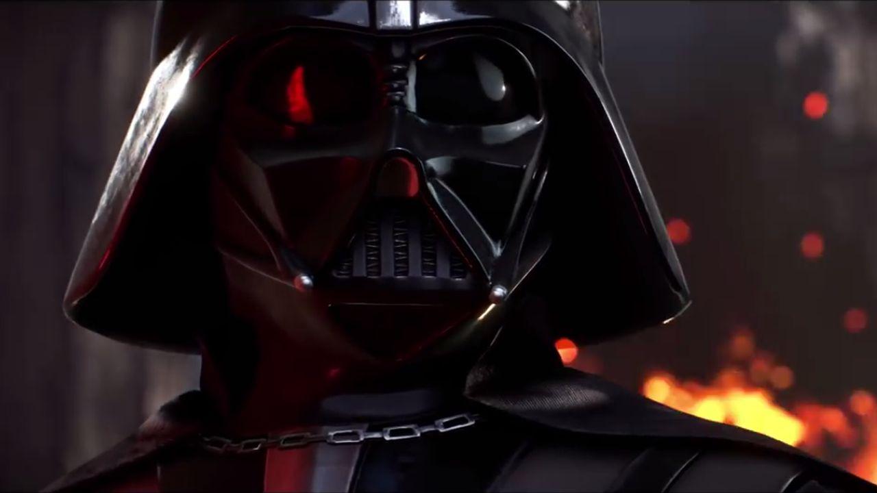 Einige Helden, wie Darth Vader, lassen sich nur durch 40 Stunden Spielzeit oder käuflich erwerben. (Quelle: Playnation)