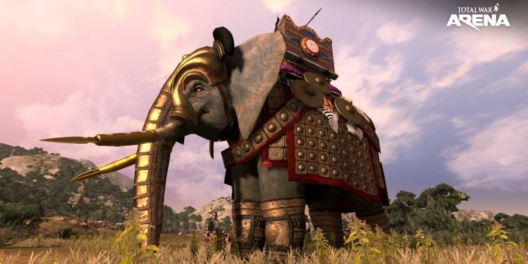 Die Kriegselefanten haben sich die Fans schon sehr gewünscht. Diese stellen schwere Gegner dar. (Quelle: Buffet)