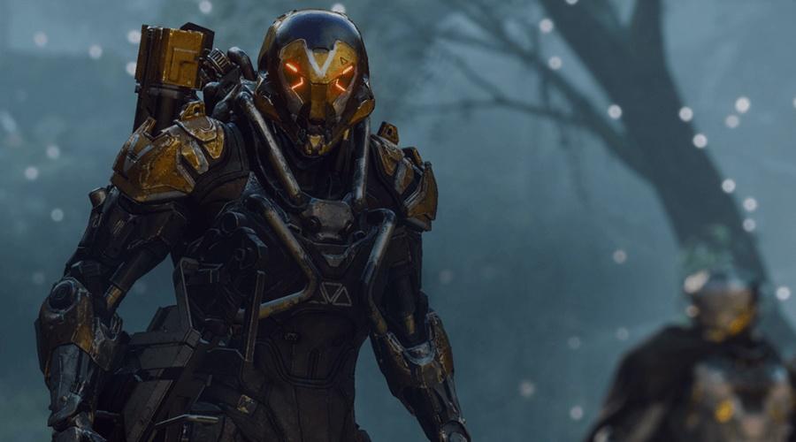 Der neue Sci-Fi-Shooter Anthem, der übrigens vom BioWare Studio (Mass Effect) entwickelt wird, muss Battlefield weichen. (Quelle: hobbyconsolas.com)