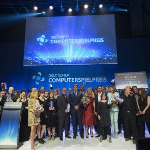 Professionelle Cosplayer, glückliche Gewinner und hochkarätige Laudatoren. Der DCP 2018 war ein voller Erfolg.