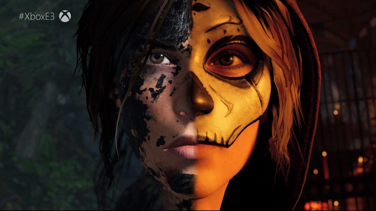 Ab dem 22. September 2019 ist ein neues Tomb Raider verfügbar (Quelle: E3 Briefing Microsoft)