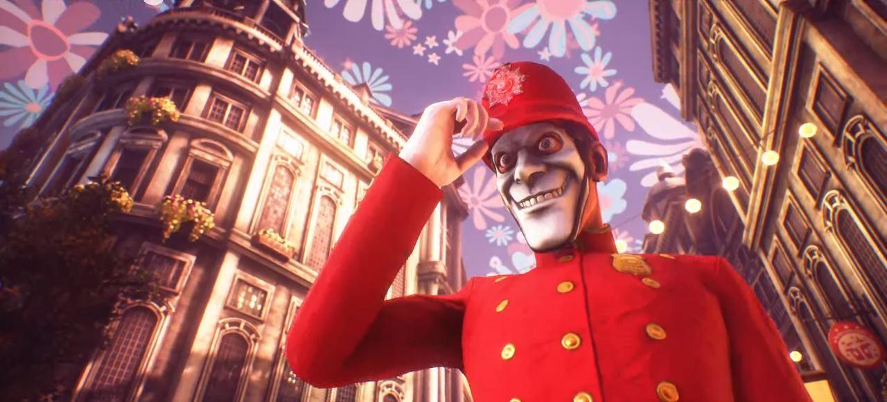 Compulsion Games (We happy few) ist nur eines der fünf neuen Studios, die nun Microsoft gehören. (Quelle: E3 Briefing Microsoft)
