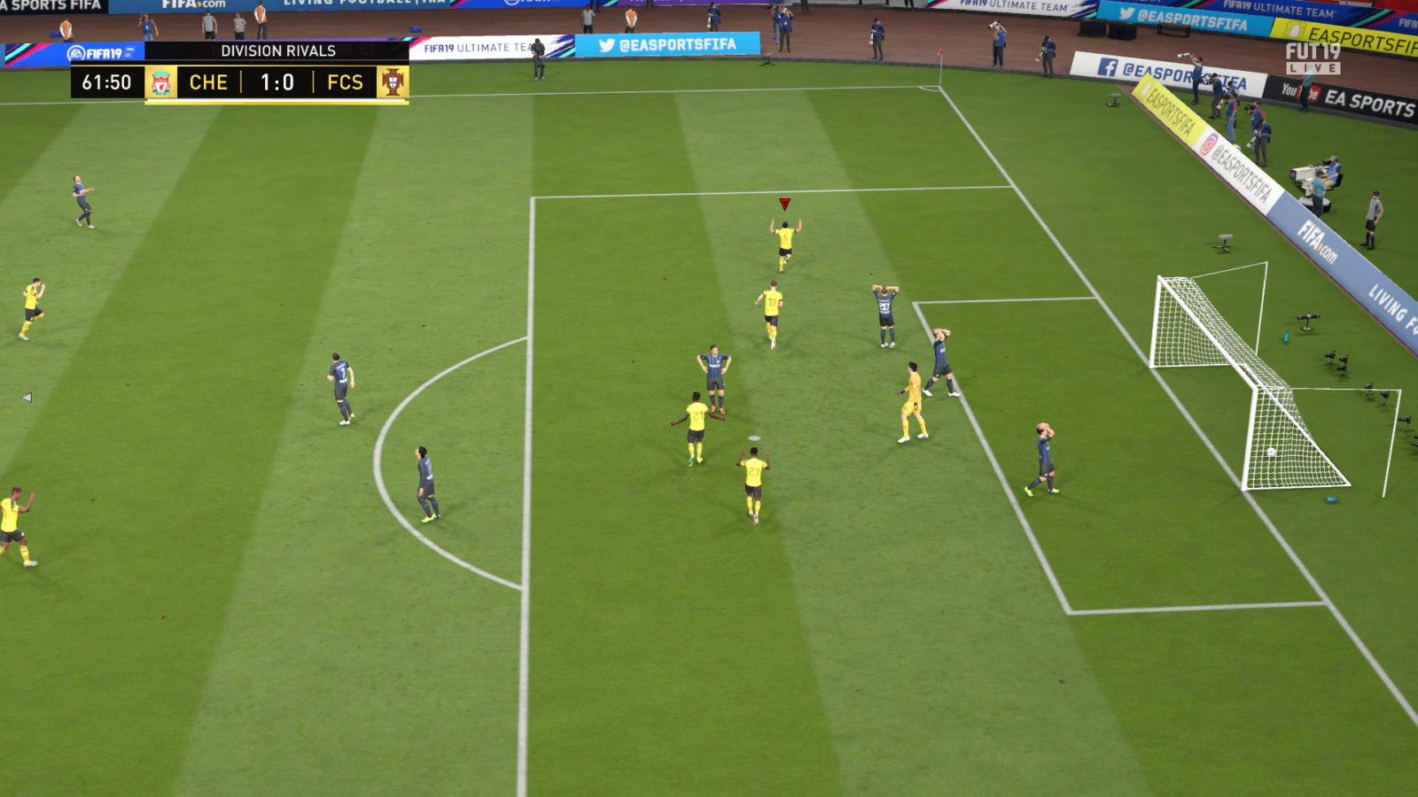 Fifa 19 Flachschuss